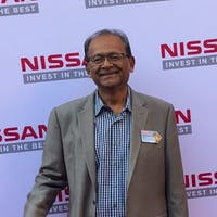 Chaitanya Patel at Mike Rezi Nissan Atlanta