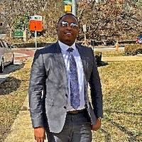 Darius Johnson at Easterns Automotive Group of Baltimore