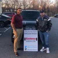 Xavier Ortiz at Easterns Automotive Group of Baltimore
