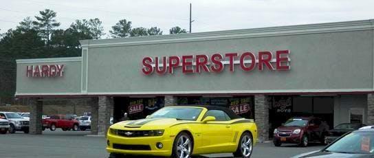 Hardy Superstore, Dallas, GA, 30157