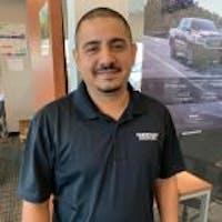 Manny Carmona at Greenville Chrysler