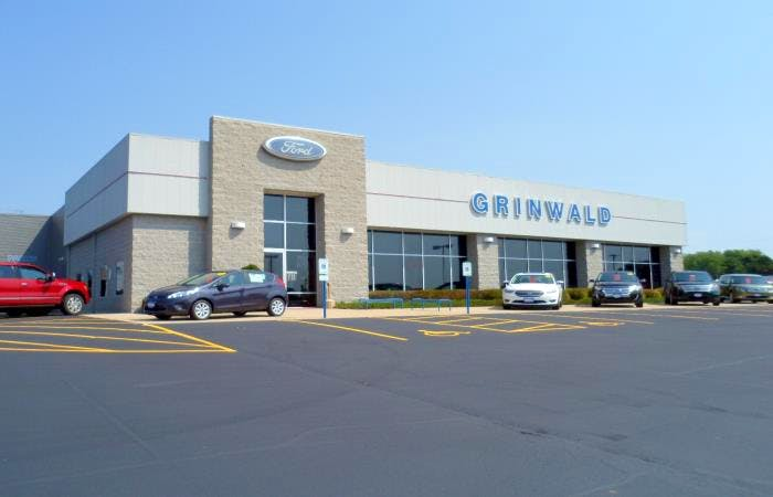 Grinwald Ford, Watertown, WI, 53094
