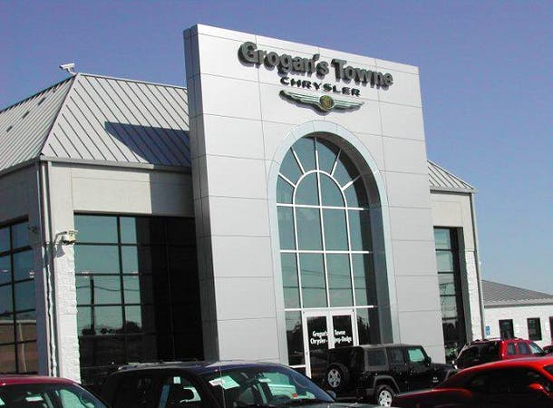 Grogan's Towne Chrysler Jeep Dodge Ram, Toledo, OH, 43612