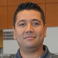 Fernando Chacon at Al Piemonte Nissan