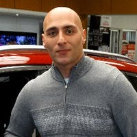 Tommy Fakhoury at Al Piemonte Nissan