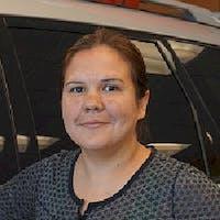 Michelle Ornelas at Al Piemonte Nissan