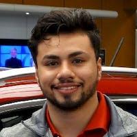 Brian Portillo at Al Piemonte Nissan