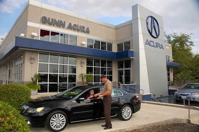 Gunn Acura, San Antonio, TX, 78230