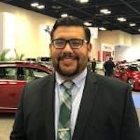 Joshua Aguilar at Gunn Buick GMC