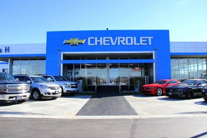 H H Chevrolet Chevrolet Used Car Dealer Service Center