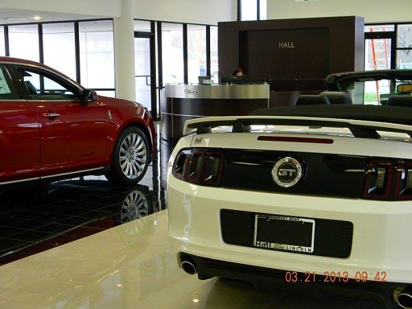 Hall Ford Lincoln Newport News, Newport News, VA, 23608
