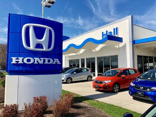 Hall Honda Virginia Beach, Virginia Beach, VA, 23452