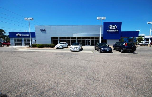 Hall Hyundai Chesapeake, Chesapeake, VA, 23321