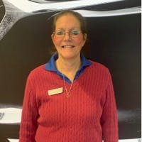 Jo Lynn Dye at Hall Mazda - Service Center