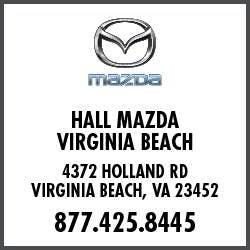 Hall Mazda, Virginia Beach, VA, 23452
