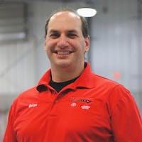 Brian DiPasquale at Halterman's Mitsubishi