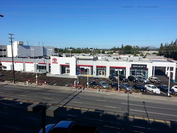 Hamer Toyota, Mission Hills, CA, 91345