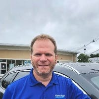 Neal Simon at Hamilton Mazda