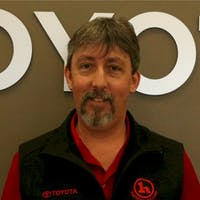 Jason Paquette at Handy Toyota - Service Center