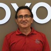 Ali Kamal at Handy Toyota