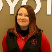 Victoria Barbagallo at Handy Toyota - Service Center