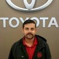 Leandro Martinez at Handy Toyota
