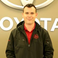 Errol Rule at Handy Toyota