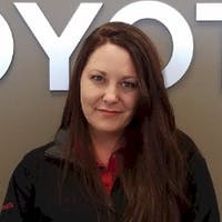 Katrina Montgomery at Handy Toyota