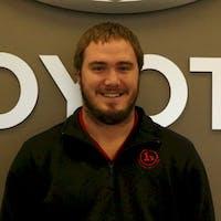Darren Callan at Handy Toyota - Service Center