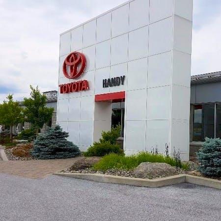 Handy Toyota, St. Albans, VT, 05478