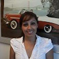 Lilia Amador at Harbor Chevrolet