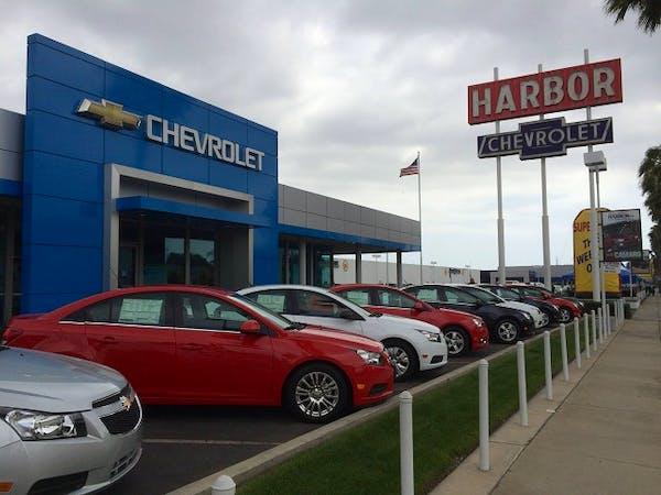 Harbor Chevrolet, Long Beach, CA, 90807