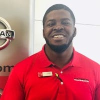 Matt Onyemaechi at Harbor Nissan