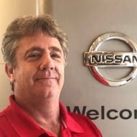 Jeff Wilkes at Harbor Nissan