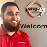 Steven Weaver at Harbor Nissan