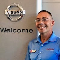 Sam Spears at Harbor Nissan