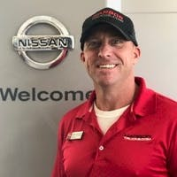 Jason  Gorman at Harbor Nissan