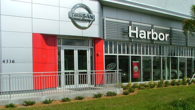 Harbor Nissan, Port Charlotte, FL, 33980