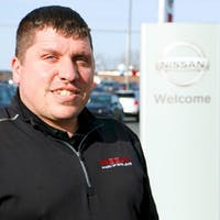 Chad Richardson at Destination Nissan - Service Center