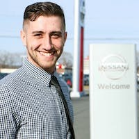Dalton Cooke at Destination Nissan
