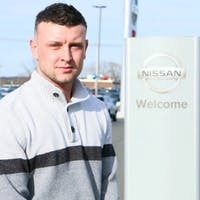 Machenzie Carpenter at Destination Nissan
