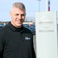 Stephen Kane at Destination Nissan - Service Center