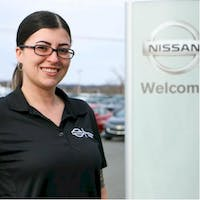 Sandra Cardin at Destination Nissan