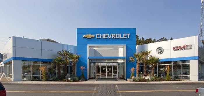 Haselwood Chevrolet Buick GMC , Bremerton, WA, 98312