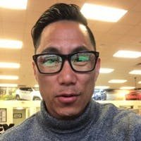 JP Kim at Hayes Dodge Chrysler Jeep Ram Lawrenceville