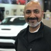Amit Shaker at Hayes Dodge Chrysler Jeep Ram Lawrenceville