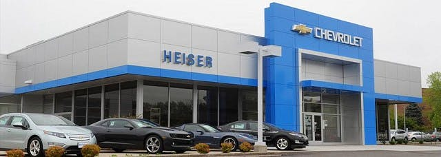 Heiser Chevrolet, West Allis, WI, 53227