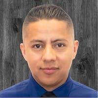 Abraham Diaz Marquez at Gosch Ford Escondido