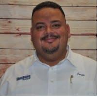 Jorge Chavez at Hemborg Ford
