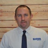 Eric Robinson at Hemborg Ford